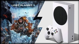 Xbox Series S   Lost Planet 3   Backwards Compatible