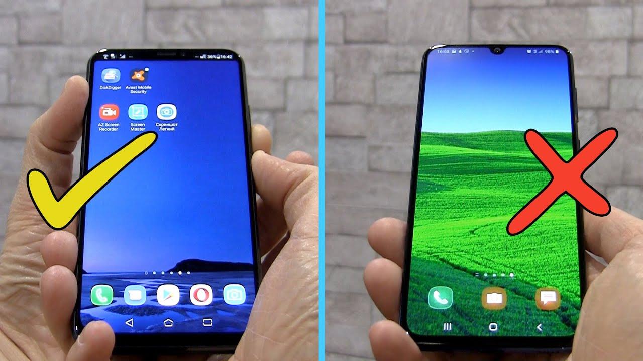 Как сделать скриншот на телефоне Samsung, Asus, Xiaomi?