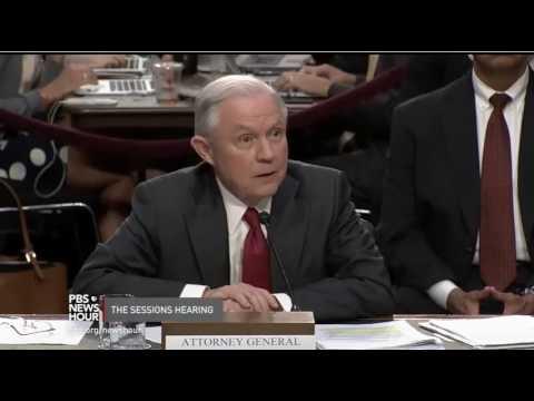 Sen. Heinrich Just Shredded Jeff Sessions