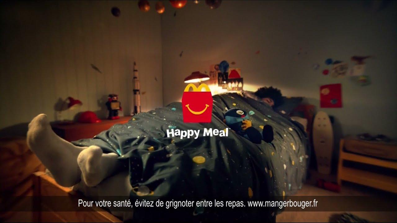"""Musique de la pub Happy Meal Mc Donald's """"ça se passe comme ça une journée Happy Meal""""  Juin 2021"""