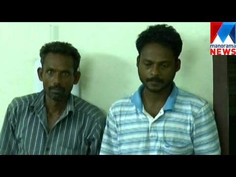 Two held in custody for robbery in Kollam | Manorama News