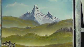 Misty Hills - Painting Lesson