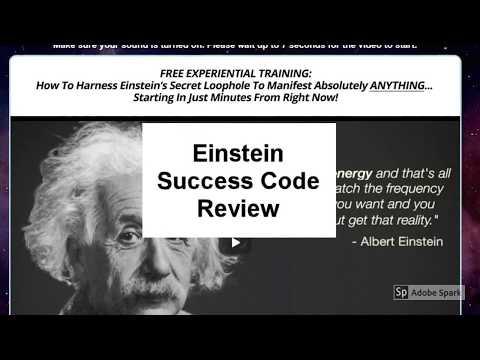 Einstein Success Code Review | Is Einstein Success Good?