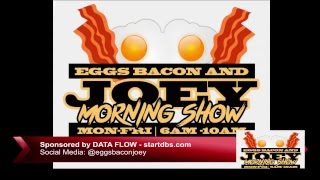 Eggs, Bacon, and Joey Morning Show TV