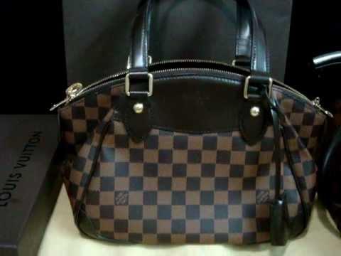 Louis Vuitton Damier Pm Verona Handbag PsrbYh