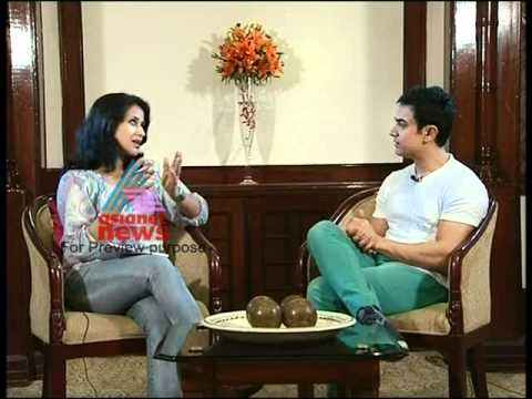 'Mr Perfectionist'  Interview With Bollywood Actor Aamir Khan 06, May 2012  Part2