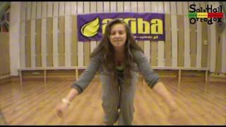 How to dance dancehall  / dancehall dziecinko  1