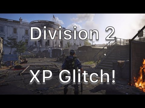 THE DIVISION 2 XP GLITCH!! LEVEL 30 IN A FEW HOURS!