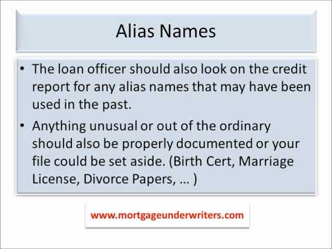 mortgage underwriting guidelines for conventional loans