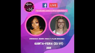 Confraria Ao Vivo - 23/07/2020 - Mulher Negra no Samba