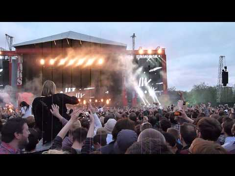 The Stone Roses - I Wanna Be Adored - Finsbury Park - 8th June 2013
