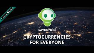 savedroid – Cryptocurrencies for Everyone! Made in Germany