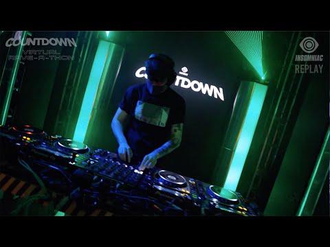 K?D - Countdown Virtual Rave-A-Thon
