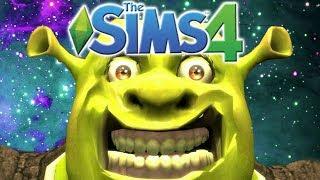 SHREK is Love, SHREK is Life | The Sims 4: Memes Theme