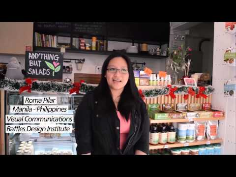 Hong Kong Internship - Graphic Design Testimonial - Roma's Experience