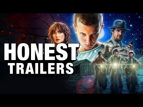 Honest Trailers - Stranger Things