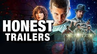 Honest Trailers - Stranger Things thumbnail
