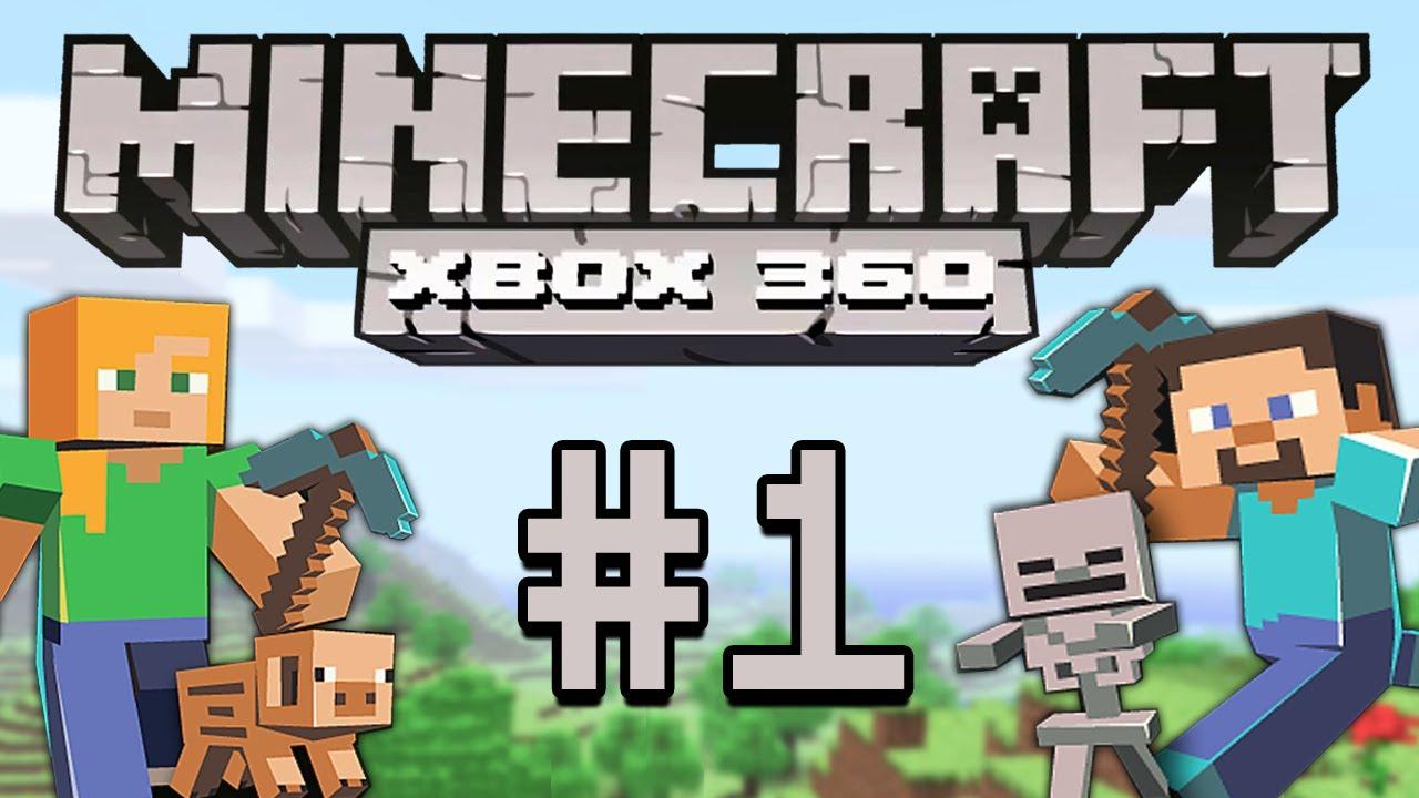 Minecraft Lets Play Minecraft Xbox Deutschgerman - Minecraft spiele videos deutsch