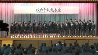 みんなで頑張って歌いました!