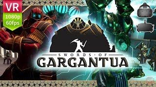 Sword of Garguntua | A cross-platform VR action game. Fight solo or join up to 3 against enemies.
