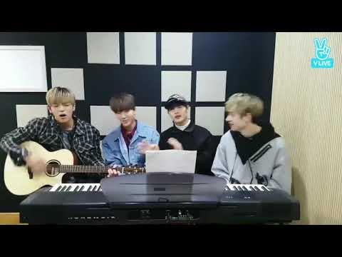 Woojin - Lost Stars [Begin Again OST]