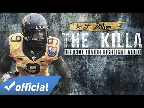 The Killa (K.J. Dillon Junior Highlights)