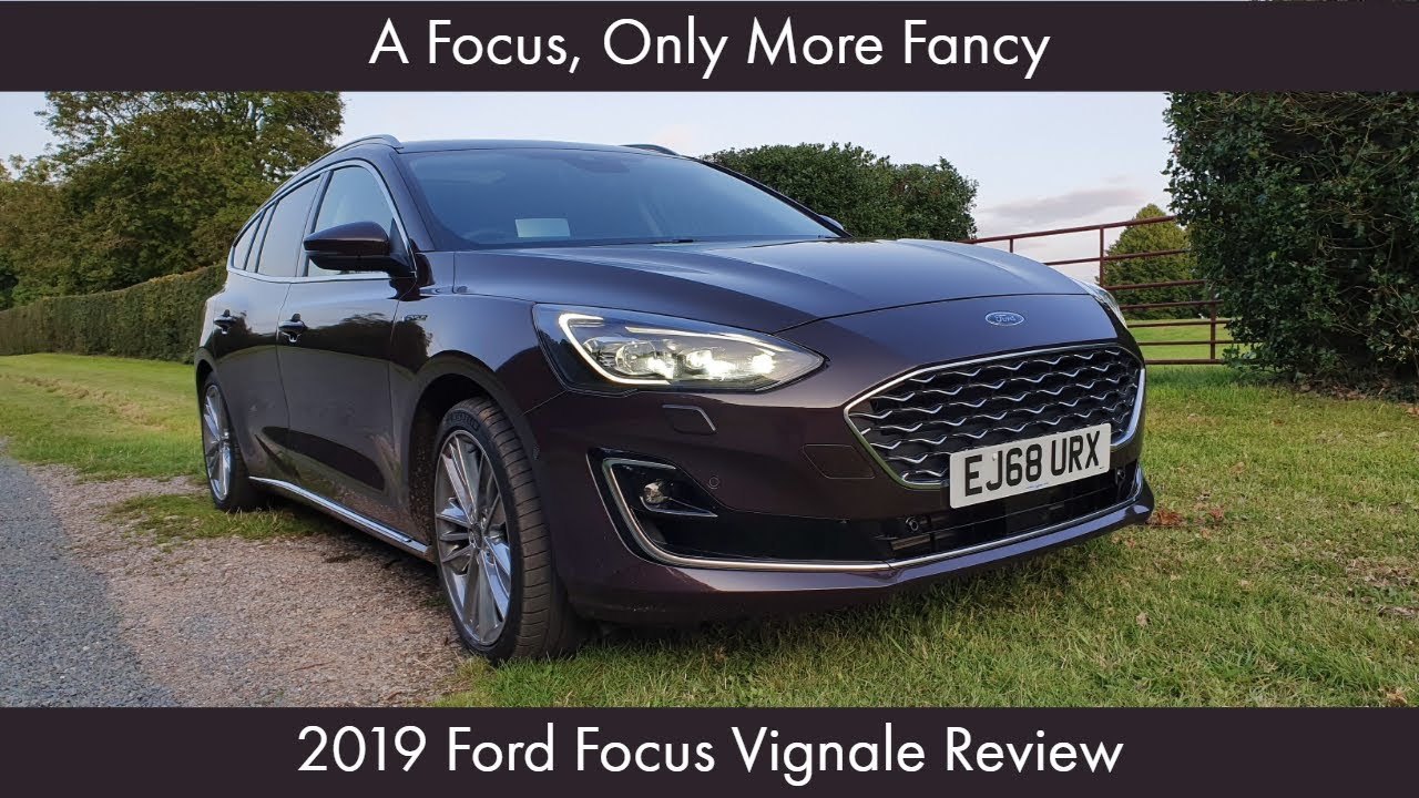 2019 Ford Focus Vignale Review A Focus Only More Fancy Youtube