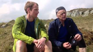 Trail Running mag Billy Bland Ricky Lightfoot Bob Graham interview