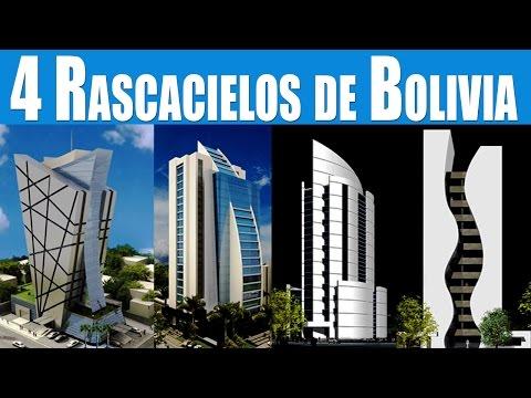 4 Rascacielos Pondrán a Bolivia a la Par de Ciudades de Sudamérica