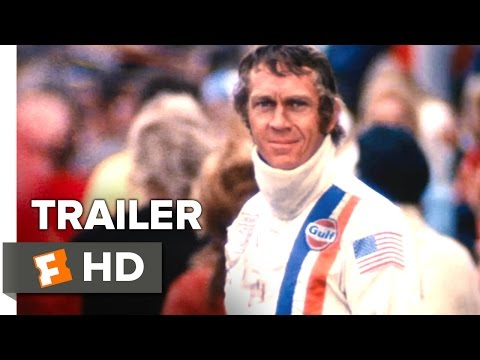 Thumbnail: Steve McQueen: The Man & Le Mans Official Trailer 1 (2015) - Documentary HD