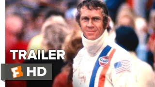Steve McQueen: The Man & Le Mans Official Trailer 1 (2015) - Documentary HD