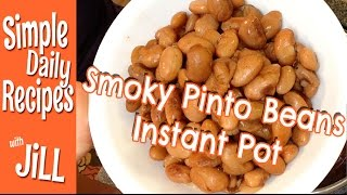 How to Cook Pinto Beans in the Instant Pot - Way Too Easy