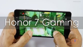 Honor 7 Gaming Review Is it good for Gaming?