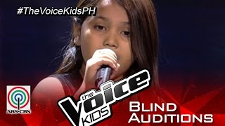 "The Voice Kids Philippines 2015 Blind Audition: ""Because Of You"" by Jonalyn"