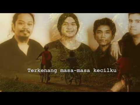 Masa Kecilku By Payung Teduh (with Lyrics)
