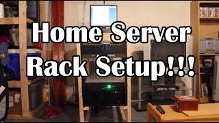 My Home Server Rack Network Setup