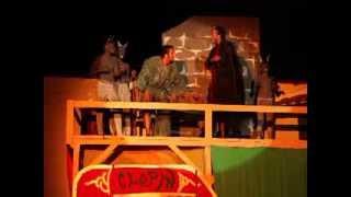 Il Gobbo di Notre Dame lo spettacolo parte 2
