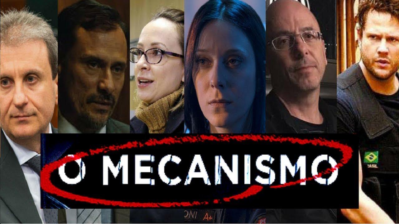 O MECANISMO: ENTENDA QUEM É QUEM NA SÉRIE ORIGINAL NETFLIX - YouTube