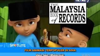 SPOTLITE Trans 7 - Film Animasi Terpopuler di Asia