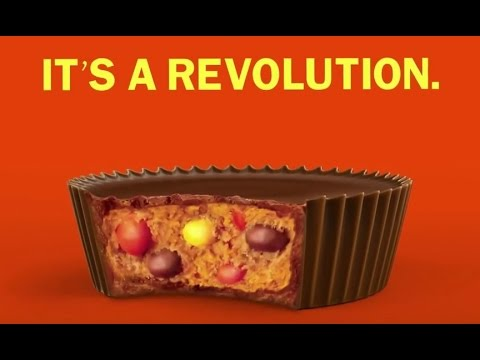Reese's Commercial 2017 It's a revolution - YouTube