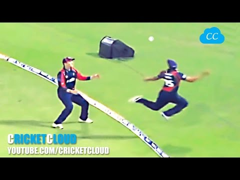 Thumbnail: Best Catches in Cricket History! Best Acrobatic Catches! PART-2 (Please comment the best catch)