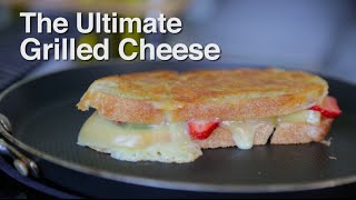 Strawberry Grilled Cheese Sandwich Recipe