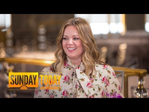 Melissa McCarthy Didn't Become The 'Life Of The Party' Overnight  Sunday TODAY