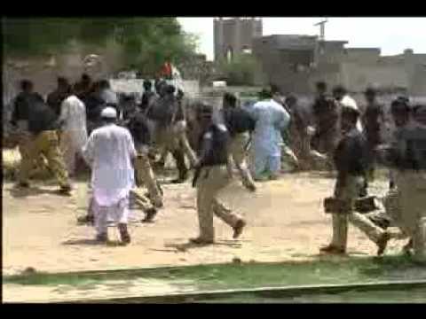 Attack on Christians of Gojra, Pakistan .flv