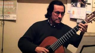Estudio Nº 2 Op.35 Fernando Sor.Gusmán Lutz.