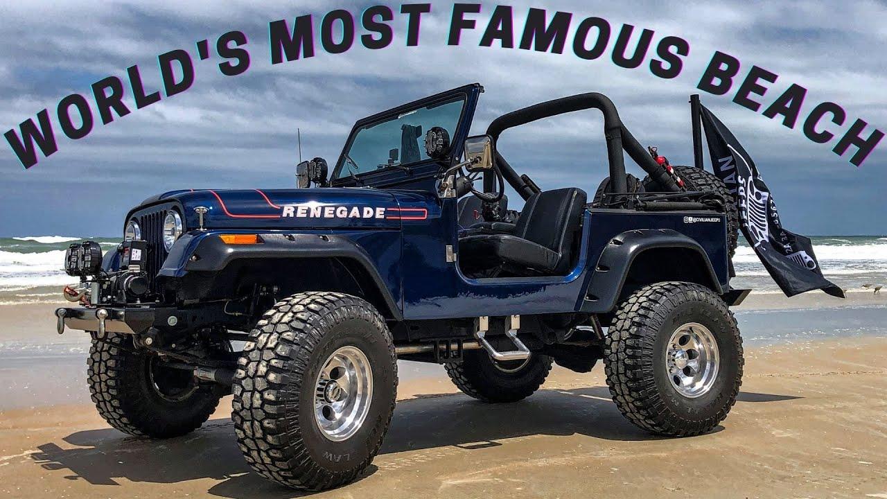 JEEP BEACH 2021 Daytona, FL (Main Event, Main Street, Jeeps At the Rock, Jeep Parade)