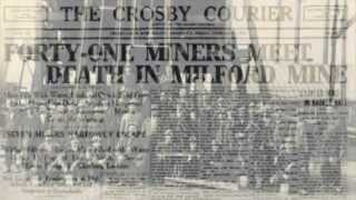 The Ghost of Clinton Harris© (Milford Mining Disaster Feb. 5, 1924)