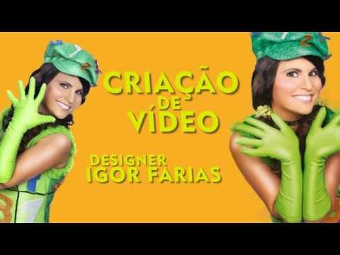 Video/Letra: Vou Louvando - Aline Barros e Cia 4