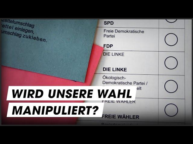 So gefährdet ist die Bundestagswahl WIRKLICH