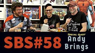 Sträter Bender Streberg – Der Podcast: Folge 58 mit ANDY BRINGS